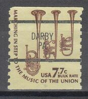USA Precancel Vorausentwertung Preo, Bureau Pennsylvania, Darby 1614-87 - Estados Unidos