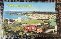 (Booklet 90) New Zealand - Wellington (city Mini Book) - Neuseeland