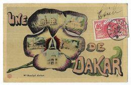 Dakar Une Pensée De Dakar - Senegal