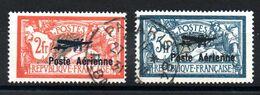 FRANCE - YT PA N° 1 - 2 Signés Hofinger - Cote: 500,00 € - Airmail