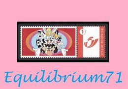 DUOSTAMP** / MYSTAMP** - Looney Tunes – Tweety - Titi, Sylvester & Bugs Bunny - Philabédés