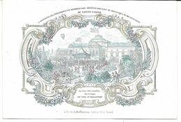 Gand Gent Casino1845 Porceleinkaart - Porzellan