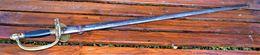 """Rare épée à La """" Grenade """" Sous-officier Gendarmerie Manufacture Châtellerault 1884-1886 - Armes Blanches"""
