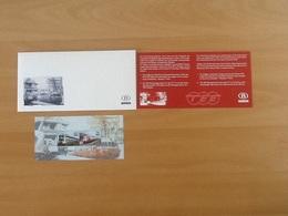 TRV-BL13** Trans-Europ-Express. - Chemins De Fer