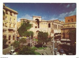 CAGLIARI:  BASTIONE  S. REMY  -   PER  LA  GERMANIA  -  FG - Cagliari