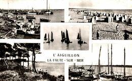 L AIGUILLON LA FAUTE SUR MER - Frankrijk