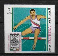 FUJEIRA  PA      * *  NON DENTELE   JO   1968      Course  De Haies  110m   Davenport - Leichtathletik