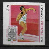 FUJEIRA  PA      * *  NON DENTELE  JO   1968    Decathlon Lancer Du Poids  Toomey - Leichtathletik