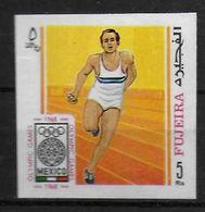 FUJEIRA   PA  * *  NON DENTELE  JO   1968      Course 1000m   Usa - Leichtathletik