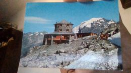 Passo Dello Stelvio Rifugio Tibet PANORAMA--viaggiata-SI 1958-F. G-MT.6462 - Sondrio
