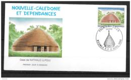 1988 - 554 - Cases - FDC