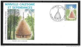 1988 - 553 - Cases - FDC