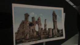CPA -  438. MONTFAUCON Ruines De L'église Le Village Entièrement Détruit Fut Pendant La Bataille De VERDUN, Le Quartier - France