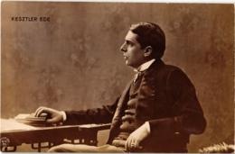 CPA Hongrie THEATRE Star Kesztler Ede (93932) - Teatro