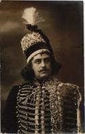 CPA Hongrie THEATRE Star Baron Trenk (93942) - Teatro