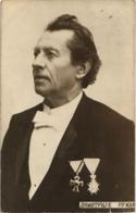 CPA Hongrie THEATRE Star Dimitrij Ruzic (93950) - Teatro