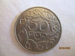 Poland: 50 Groszy 1923 - Polen