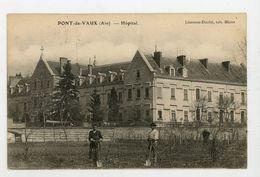 CPA: 01 - PONT-DE-VAUX - HOPITAL - - Pont-de-Vaux
