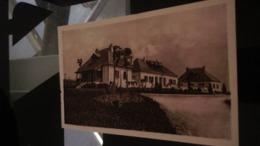 CPA - MEUSE ARGONNE Cimetière Américain L'hôtel Et La Maison Des Gardiens - France