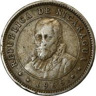 Monnaie, Nicaragua, 5 Centavos, 1965, TTB, Copper-nickel, KM:24.2 - Nicaragua