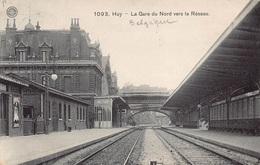 Huy - La Gare Du Nord Vers Le Réseau - Huy