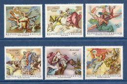 Autriche - YT N° 1108 à 1113 - Neuf Sans Charnière - 1968 - 1945-.... 2. Republik