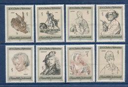 Autriche - YT N° 1142 à 1149 - Neuf Sans Charnière - 1969 - 1945-.... 2. Republik