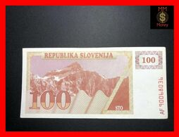 SLOVENIA 100 Tolar 1990  P. 6   VF + - Slowenien