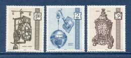 Autriche - YT N° 1157 à 1159 - Neuf Sans Charnière - 1970 - 1945-.... 2. Republik