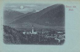 MALS-MALLES-BOZEN-BOLZANO-GRUSS AUS-CARTOLINA NON VIAGGIATA -ANNO 1898-1900 - Bolzano (Bozen)