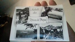 ROCCA DI PAPA VEDUTE DIVERSE  PANORAMA--viaggiata-SI 1956-Fg-MT.6475 - Autres