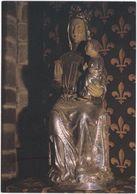 53. Gf. EVRON. Notre-Dame De L'Epine. 12 (Vierge) - Evron