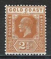 Gold Coast SG 90, Mi 79 * - Costa D'Oro (...-1957)