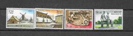 België 1970 Y&T Nr° 1532/35  (**) - Belgium