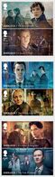 Great BritaIn  2020  Sherlock Holmes Dectective           Postfris/mnh/neuf - Unused Stamps
