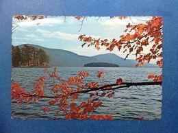 Cartolina Post Card Formato Grande Non Viaggiata Stati Uniti New York Lake George Lago - Lake George