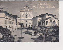 Saluti  Dal Sacro Monte  Varallo  1960 - Vercelli