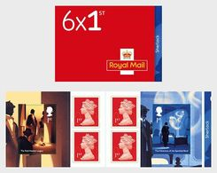 Great BritaIn  2020  Sherlock Holmes Dectective      Boekje  Booklet      Postfris/mnh/neuf - Unused Stamps