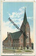 Iowa - Des Moines - First Lutheran Church - Des Moines