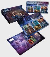 Great BritaIn  2020  Sherlock Holmes Dectective     # Presentation Pack #       Postfris/mnh/neuf - Unused Stamps