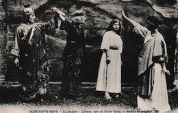 "ALISE SAINTE REINE  ""LA TRAGEDIE"" LA MENACE DU POIGNARD  REF 67089 - Teatro"