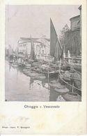 ITALIA - CHIOGGIA - Leggi Testo, Animata,1900 Circa - 2020-D-03 - Chioggia