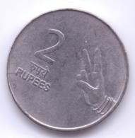 INDIA 2007: 2 Rupees, KM 327 - India