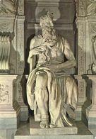 Vatican - Basilique Saint Pierre - Moïse De Michel Ange - MA. PI. R. Nº 148 - Vatikanstadt