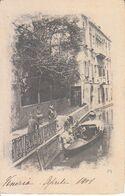 ITALIA - VENEZIA - Ediz. G Zanetti N°85, Animata, Viag.1900 Circa - 2020-D-06 - Venezia