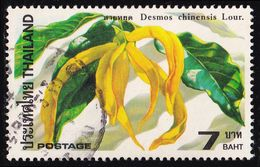 Thailand Stamp 1982 Thai Flowers 7 Baht - Used - Thaïlande