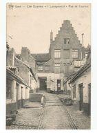 Gent Cité Ouvrière 't Luizegevecht Rue De Courtrai Oude Postkaart Gand Carte Postale Ancienne - Gent