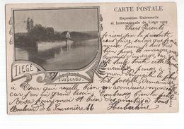 België - Liege Luik - Le Pont Suspendu - 1904 - Belgium