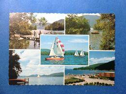 Cartolina Post Card Formato Grande Non Viaggiata Stati Uniti New York Lake George Lago Vedute - Lake George