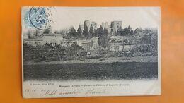 Mirepoix - Ruines Du Chateau De Lagarde - Mirepoix